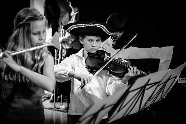 Koncert og børn-b